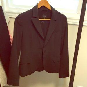 Wool blend fitted blazer Talula Babaton